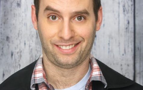 Comedian Brings Music to Bucknall