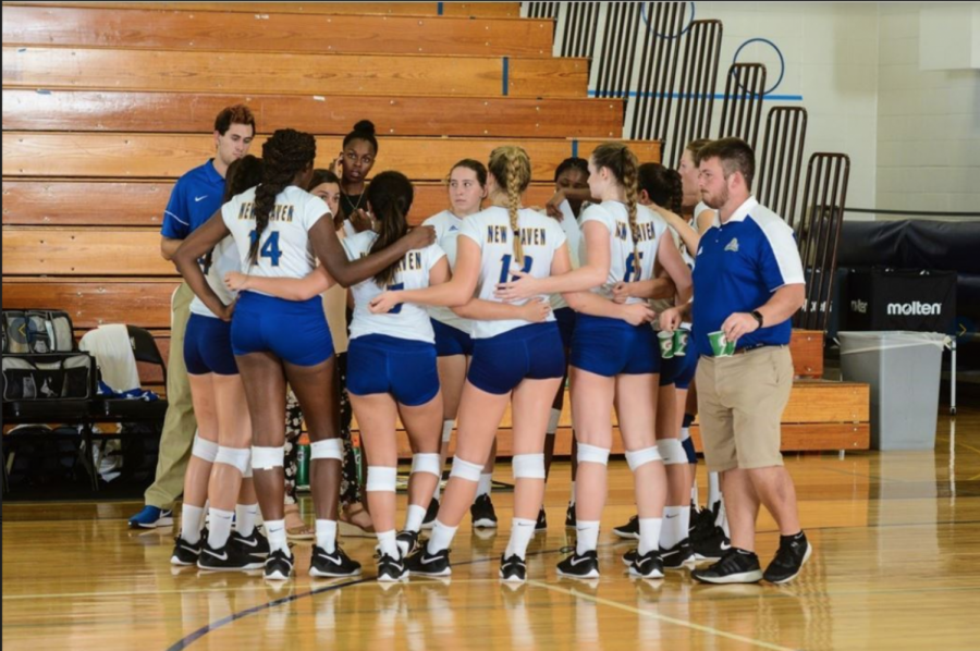 Volleyball starts off strong