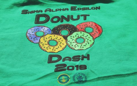 Donut Dash Replaces Swimsuit Sprint for Second Year