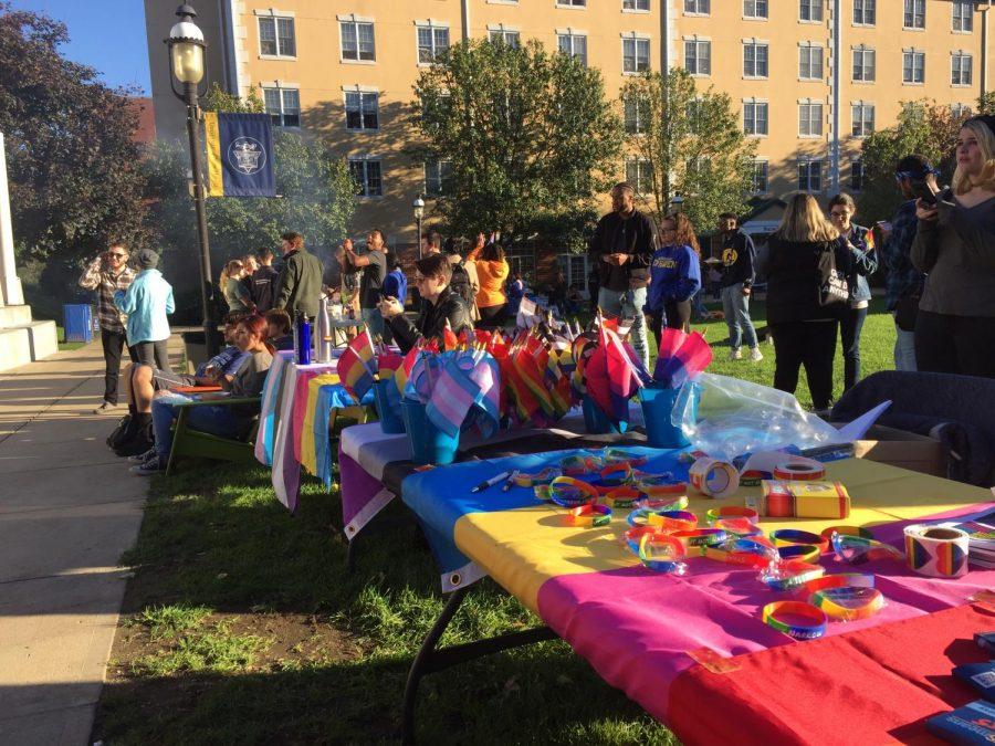 University Hosts Pride Bash