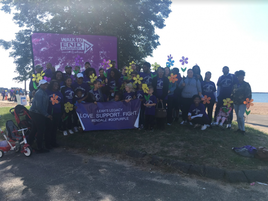 Community Walks to End Alzheimer's