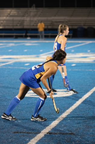 Field Hockey Drops Tough Match against Merrimack