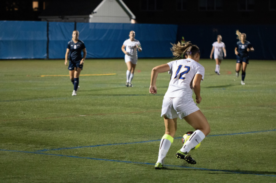 Women's Soccer Continues to Struggle