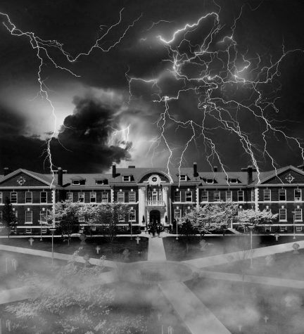 Haunted Tales from Maxcy Hall