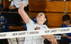 Chargers Volleyball Bounces Back
