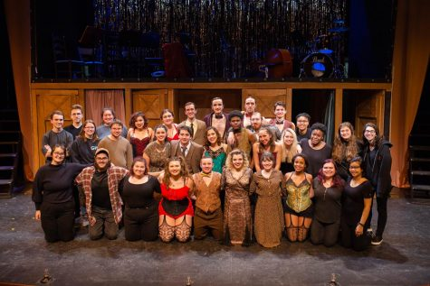 "Theatre Club Sends a Message With Musical ""Cabaret"""