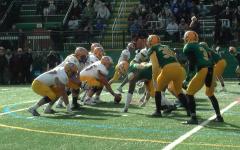 Football Loses in NE-10 Championship