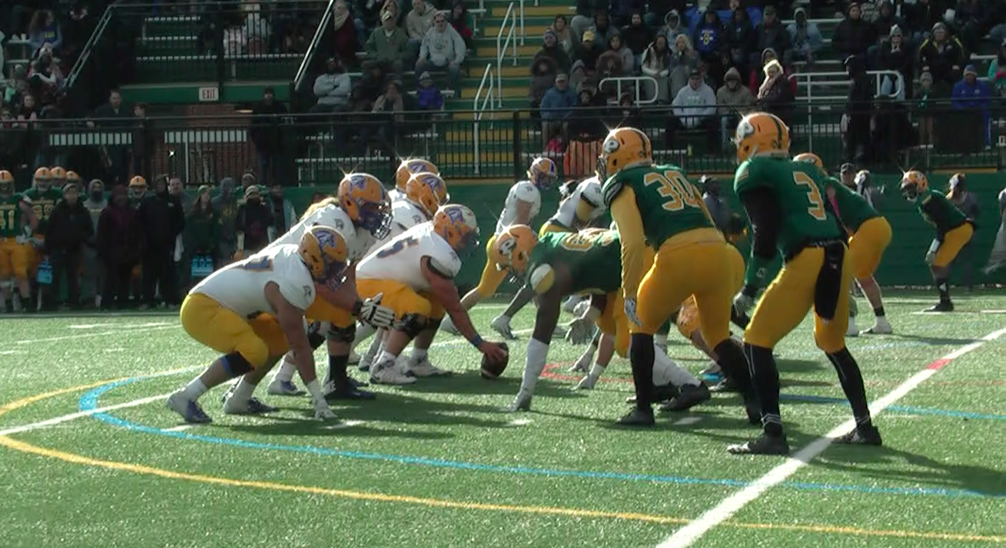 The Chargers Faced off against LIU Post in the NE-10 Chapmionship