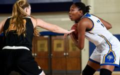 Women's Basketball Falls to Adelphi