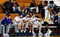 Men's Basketball Drops Exhibition at Seton Hall