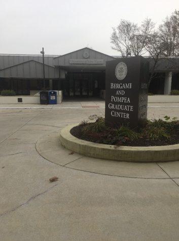 The College of Business will be housed  in the Bergami and Pompea Business Education Center.