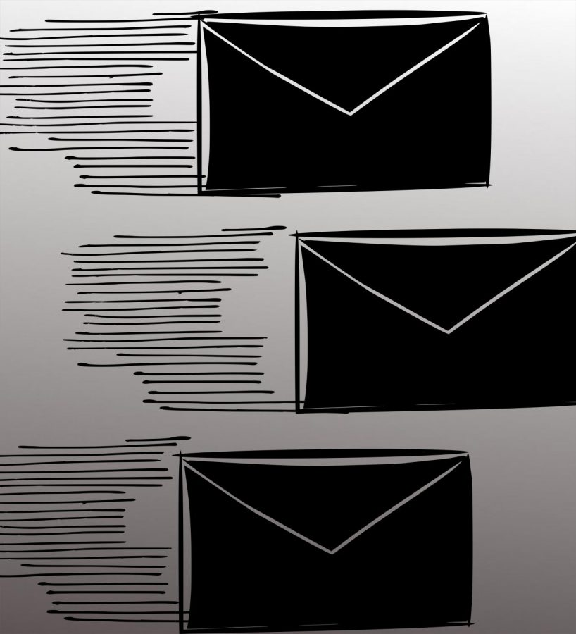 Emails Receive Confidential Addition