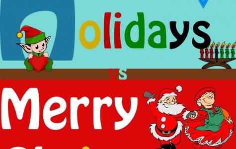 Happy Holidays Isn't that Hard