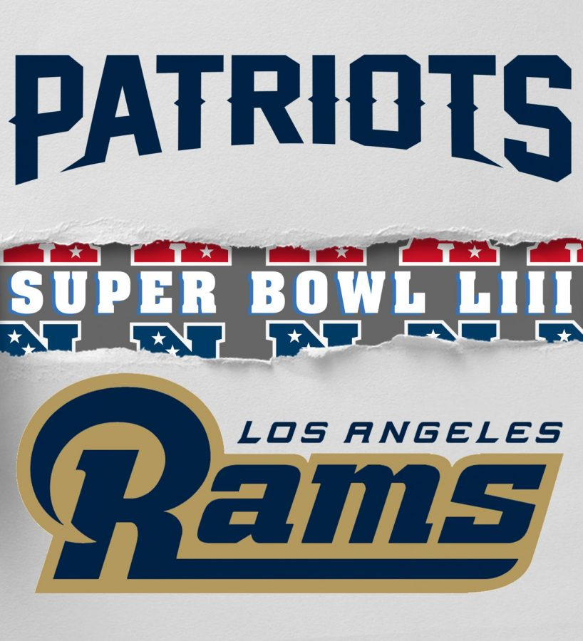 Patriots+to+Face+Rams+in+Super+Bowl+LIII