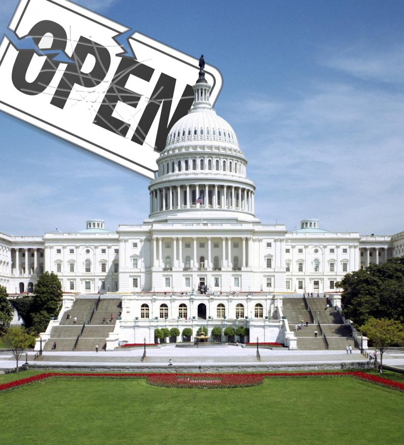 Government Reopens On Shaky Ground