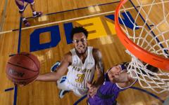 Men's Basketball Suffers Set Back