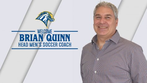 Brian Quinn Takes The Helm For Men's Soccer