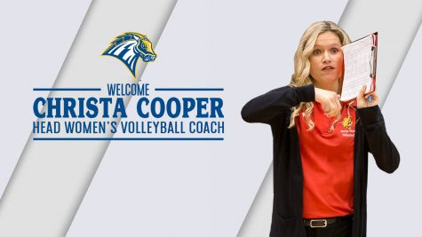 Christa Cooper to Lead Charger Volleyball Team