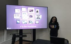 "Sigma Iota Alpha Hosts ""'F' is for Feminism"" Event"