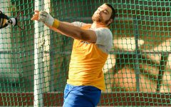 Men's Track and Field Ends Successful Regular Season