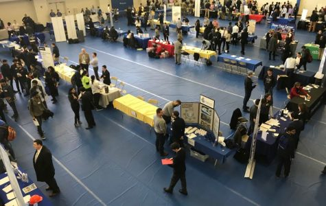 Rec Center Holds Annual STEM Career Fair