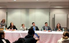 USGA Treasurer and President Candidates Debate