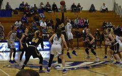 Women's Basketball Wins on Senior Day