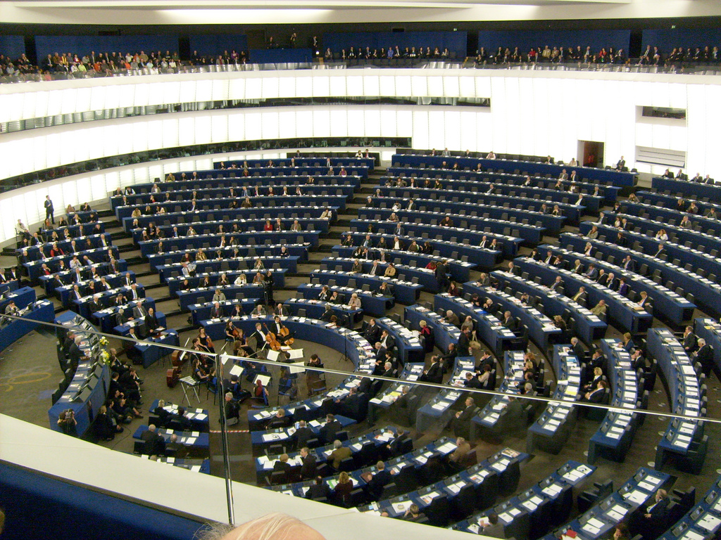 The European Parliament's new copyright directive has been nicknamed the