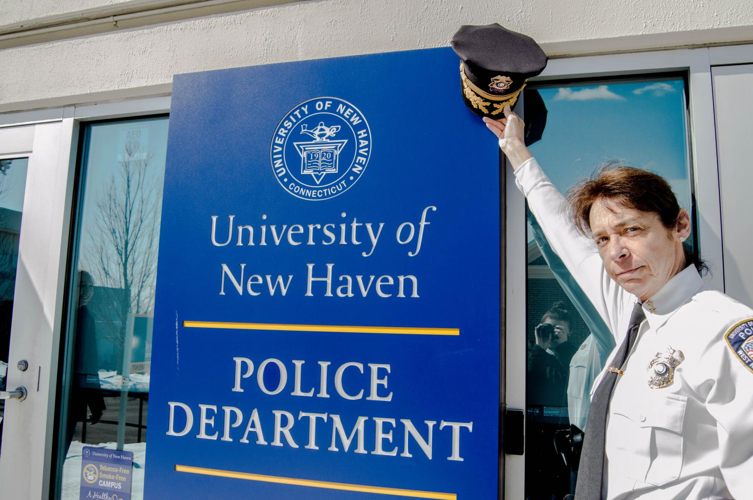 Chief Mooney is ready to hang up her hat in light of her retirement.