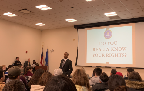 """ACJA Hosts """"Know Your Rights"""" Panel"""