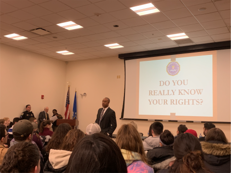 "ACJA Hosts ""Know Your Rights"" Panel"