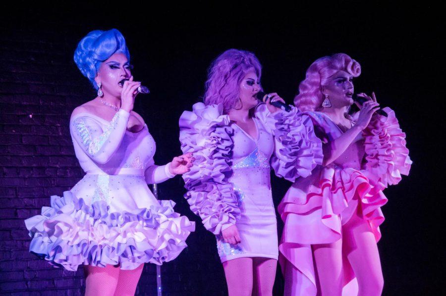 Drag Show Raises Money for New Haven Pride
