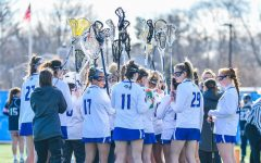 Women's Lacrosse Defeats American International