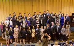 Henry C. Lee College Awards Night Honors Students