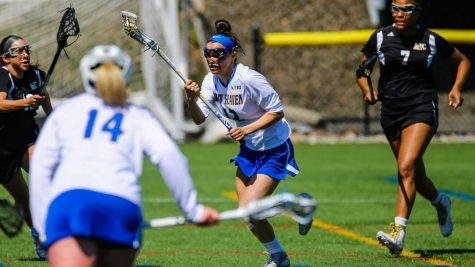 Reh Finishes Historic Lacrosse Career