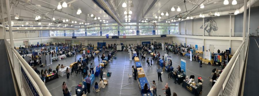 University Sponsored Fall Career Expo