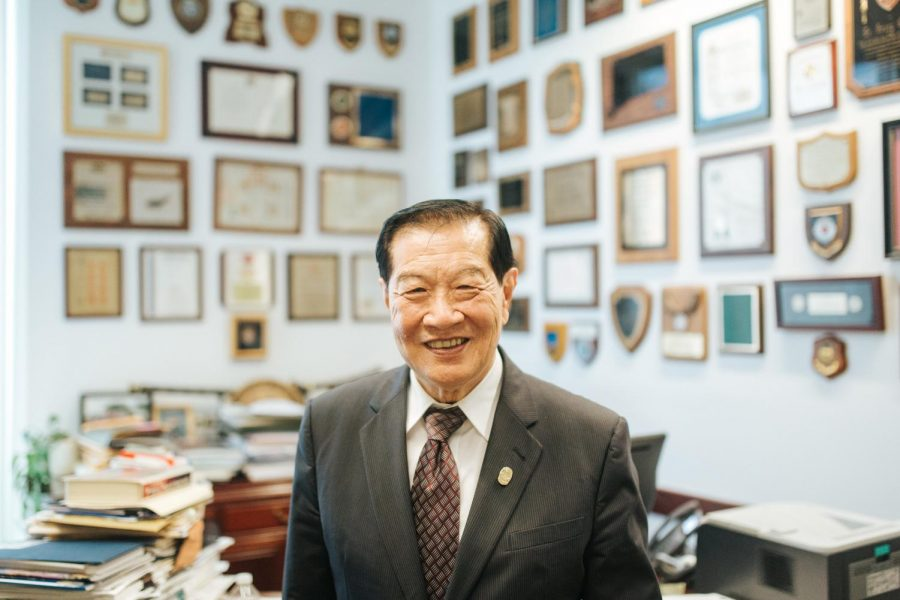 Dr. Henry C. Lee Defends His Name and Career