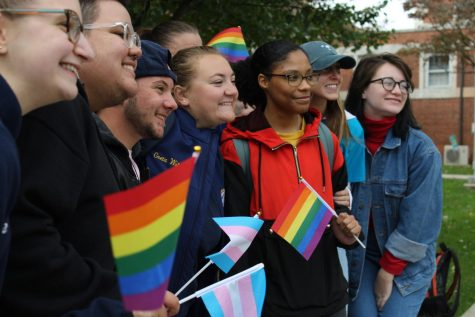 National Coming Out Day Celebrated on Campus
