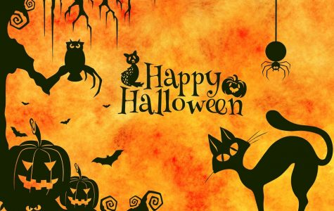 """Halloween Story Contest Winner """"Today is Halloween"""""""