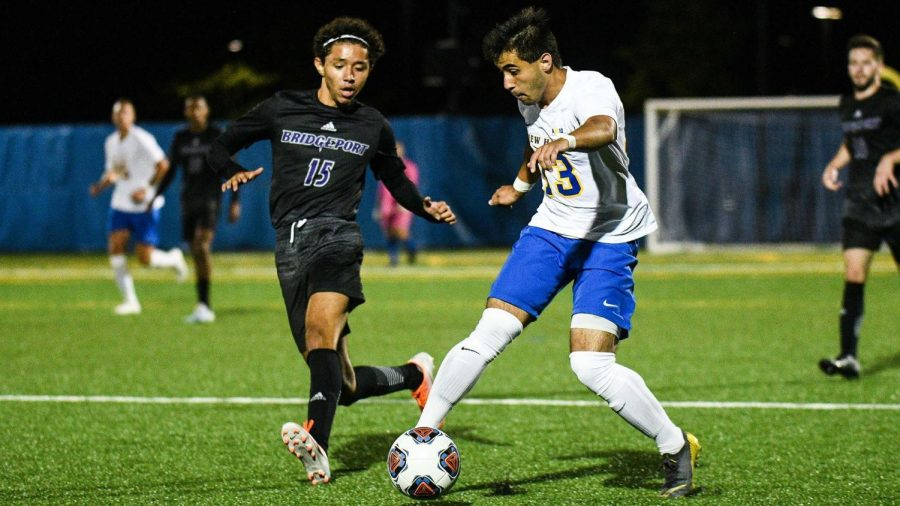 Men's Soccer at Stonehill