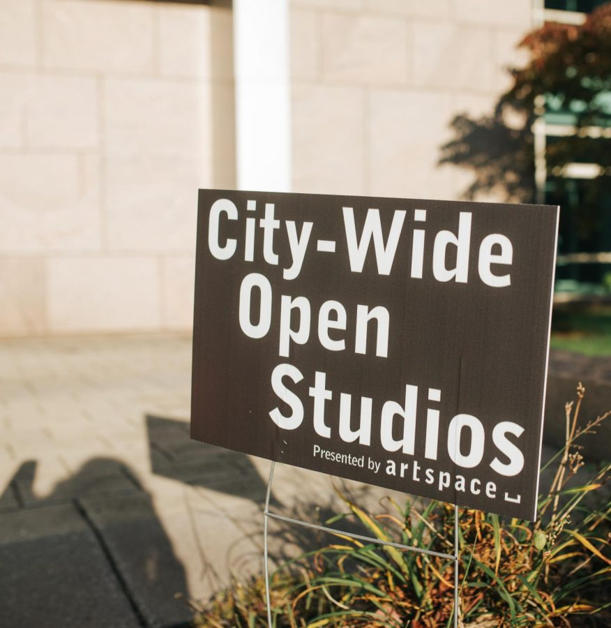 University of New Haven Students Participate in Documenting City Wide Open Studios