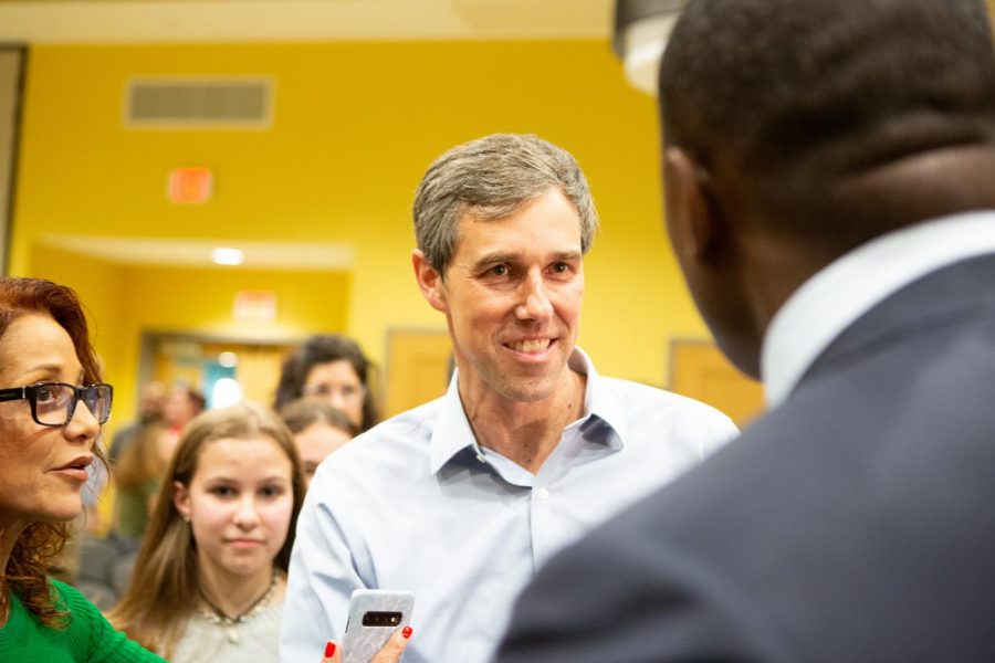 Beto+O%E2%80%99Rourke+Discusses+Gun+Violence+with+Newtown+Community