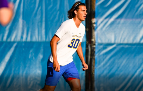 Men's Soccer Defeat Cross Town Rival, SCSU