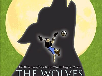 "Preview of Theatre Production ""The Wolves"""