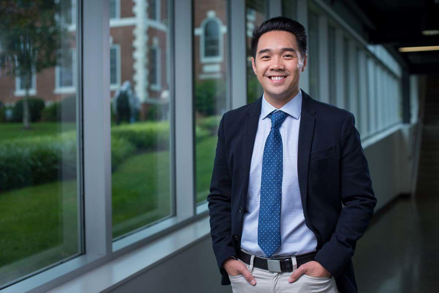 From Student to Professor: Alvin Tran, Sc.D, MPH, Teaches His Students How To Advocate.