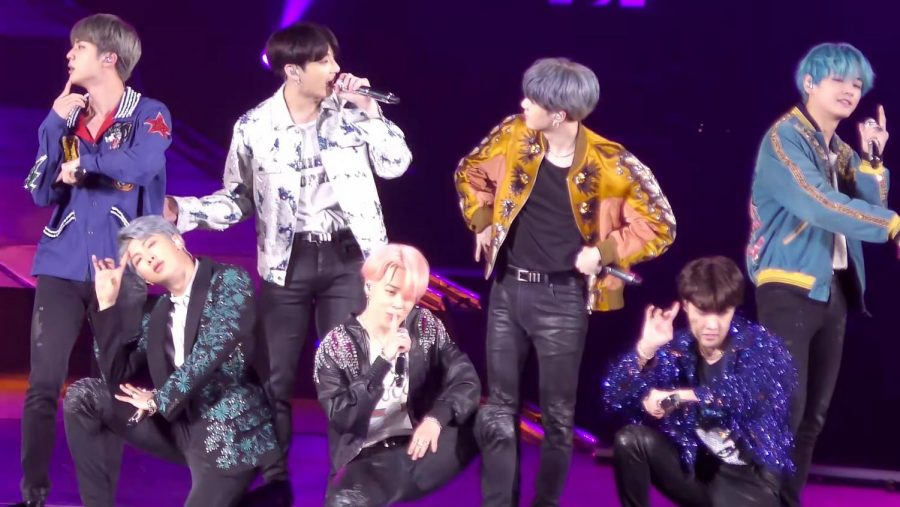 K-Pop group BTS canceled concert dates in South Korea due to coronavirus.