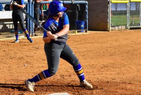 Softball Wins Home Opener