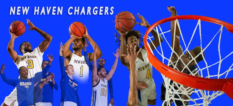 Chargers Men's Basketball Headed to NE10 Championship