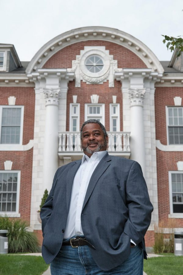 Lorenzo Boyd—who he is and where he wants to take the university