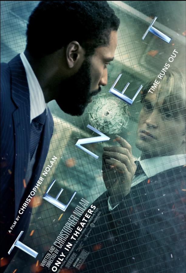 "Christopher Nolan paints a time traveler's fever dream in ""Tenet."""